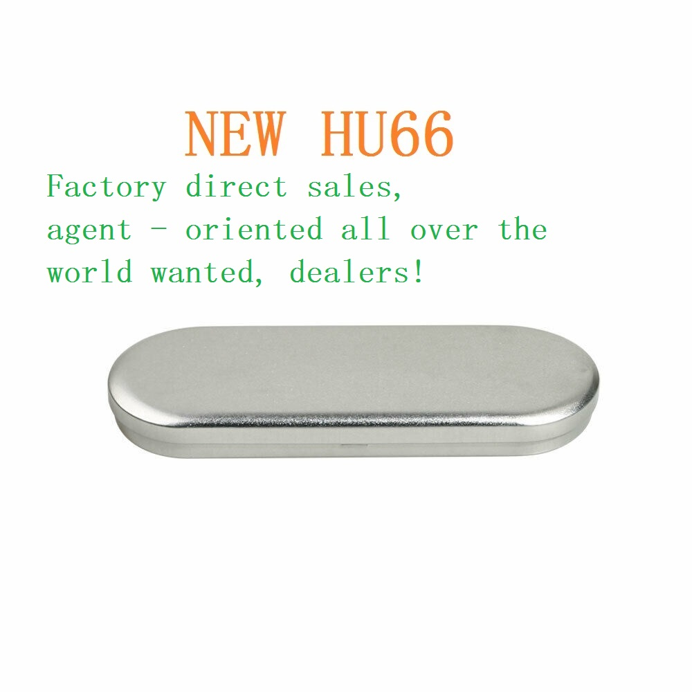 Nueva actualización de actualización segura y duradera HU66 2 en 1 recogida y decodificador herramientas de cerrajero de apertura rápida
