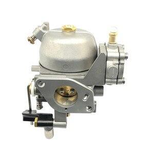 Image 5 - Montaje de carburador para Suzuki 13200 91D21 13200 939D1 15HP DT15 DT9.9 de alta calidad rápida entrega