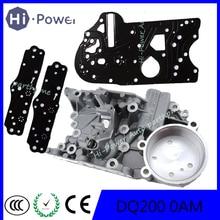 До 4,6 мм DQ200 0 оам автоматическая коробка передач аккумулятор Корпус 0AM325066AC для Audi VW SKODA DSG 7-Скорость 0AM325066C 0AM325066AE