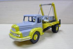 Image 1 - Atlas Dinky do ciężarówek 38A UNIC Multibenne Diecast zabawki 1:43