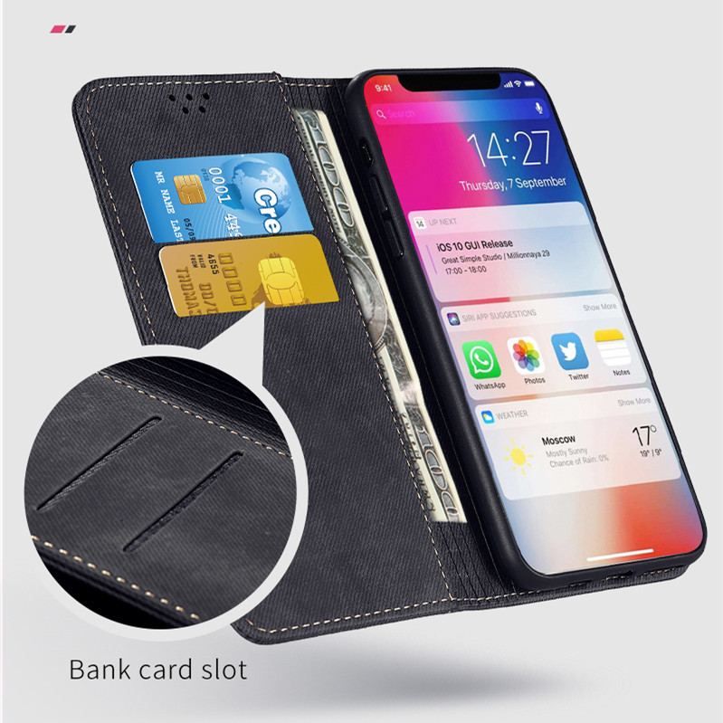 Leather Case For Samsung Galaxy A51 A50 A21S A71 M21 A31 A30S A70 A30 M31 Flip Book Case Cover For Samsung S20 Ultra S10 Plus