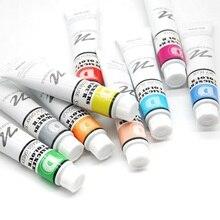 NICKER DESIGNERS COLOR Artist-Level Gouache Set Single Choose Fluorescent Color