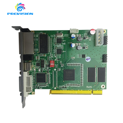 TS802 Sending full color rgb controller synchronous sending card max supports 2048*640 dot TS 820 For full color LED display