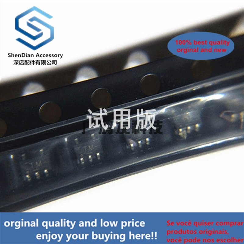 10pcs 100% Orginal New Best Qualtiy 74HCT1G125GW SOT-353 SC70-5 In Stock