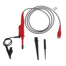 300MHz Oscilloscopio Ad Alta Tensione Sonda Clip, X100, Max. 5000 V, 100: 1 Oscilloscopio Sonda per Tektronix HP