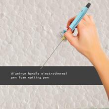 AC100-240V Electric Foam Polystyrene Cutting Machine Styrofoam Foam Cutter Pen Professional Pen Cutter Hot Wire Tool
