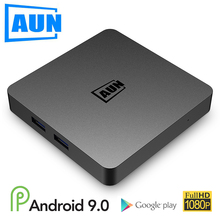 AUN BOX 1 Android 9.0 TV Box, 2GB RAM+16
