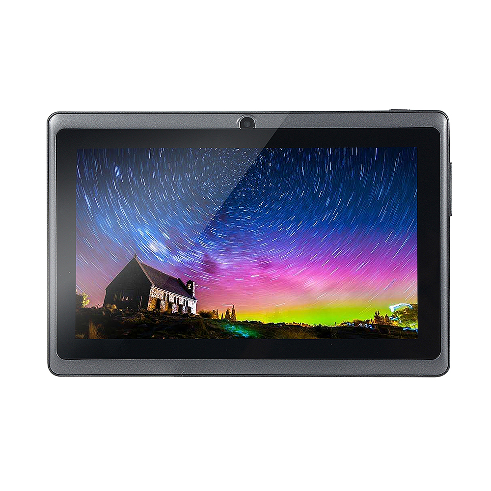 7inch 512MB+8GB Quad-core Tablet Business Tablet With Android4.4 System 1024*600 Resolution For Gaming Entertainment
