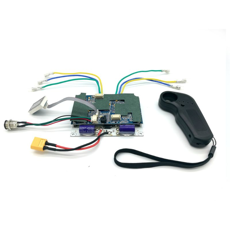 36V Single Belt Motor Electric Skateboard Controller Longboard ESC Substitute Parts Scooter Mainboard Instrument Tools