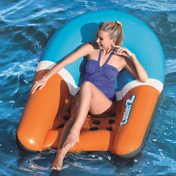 Nadmuchiwane hamak Floatings wiersz salony basen łóżko przenośne plaża lato basen basen z wodą pływające krzesło tanie i dobre opinie VKTECH CN (pochodzenie) Dmuchany pływający materac Swimming Pool Beach Water Hammock Floating Hammock Inflatable Air Lounger