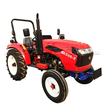 Mini Small Four Wheel Farm Crawler Tractor Orchard Paddy Lawn Big Garden Walking Diesel China Agricultural Machinery Tractor walking tractor 15hp rotary tiller tractor single cylinder diesel engine agricultural small tractor