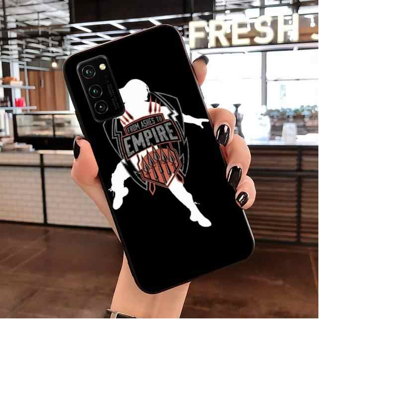 CUTEWANAN, funda de teléfono de silicona blanda con Logo de Spider-Wrestling para Samsung S20 plus Ultra S7 S6 edge S8 S9 plus S10 5G