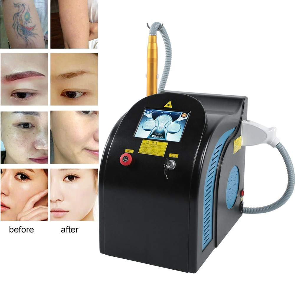 Tattoo Removal 1064nm 532nm 1320nm Q-switched Picosecond Pigment Removal Beauty Machine Skin Rejuvenation machine