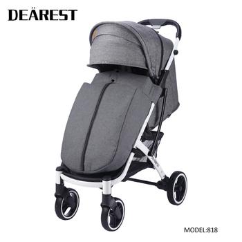 Najdroższy 2020 nowy wózek dziecięcy składany przenośny wózek duże koło umberlla mini lekkie stollers hurtownie darmowa wysyłka tanie i dobre opinie DEAREST 0-3 M 4-6 M 7-9 M 10-12 M 13-18 M 19-24 M 2-3Y Numer certyfikatu 6 inch 8 inch 7 35kg 8 6kg