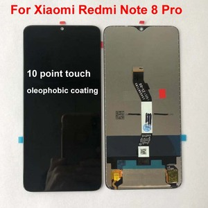 Image 3 - 100%Original New 6.53 For Xiaomi Redmi Note 8 Pro LCD Display Touch Screen Replacement For Redmi Note8 Pro LCD Digitizer+tools