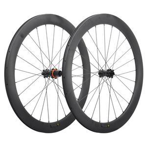 Бесплатная доставка, прямые тянущиеся 55 мм диски для шоссейного велосипеда, колеса из углеродного волокна 700C Novatec 791 792 shi/XD hub Быстроразъемно...