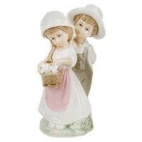 Decorative interior figurine Kids, 17 cm.