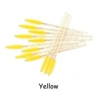 50pcs Yellow