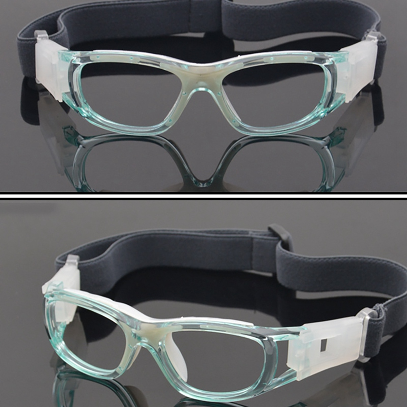 New Soccer Ball Basketball Safety Glasses For Children New Children Professional Sport Goggles Frame Outdoor Sport