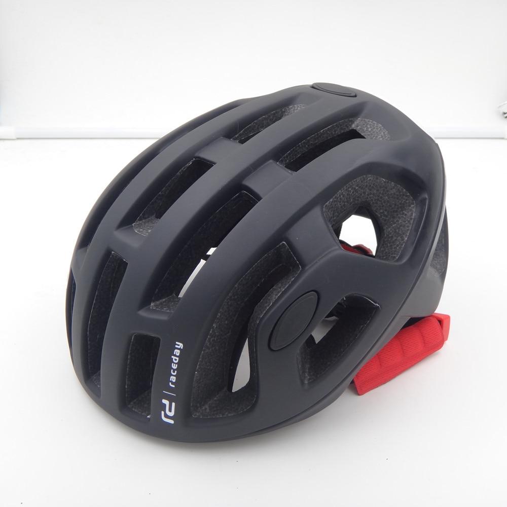 Raceday Road Helm Radfahren Eps Männer der frauen Ultraleicht Mtb Mountainbike Komfort Sicherheit Zyklus Fahrrad Größe L: 54-61