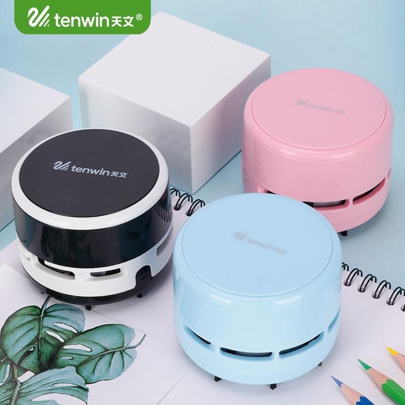Tenwin настольный автоматический мини портативный беспроводной пылесос Электрический Пылесос стол набор для Классного офиса школьные принадлежности Письменный набор    АлиЭкспресс