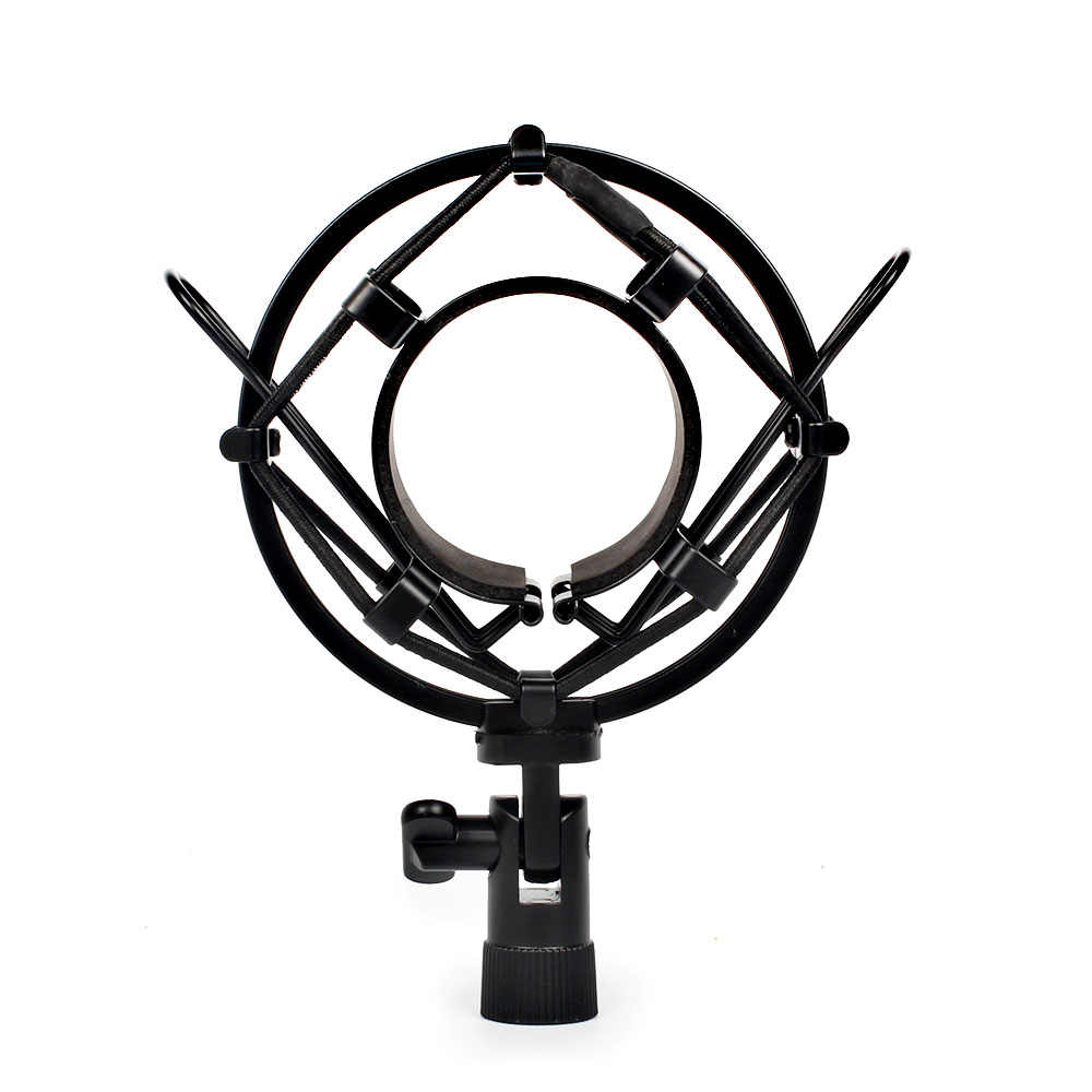 Universel Araignée En Métal Support Antichoc Microphone Clip De Fixation Pour Neumann U67 U87 TLM193 Tube Suspension Support de Suspension