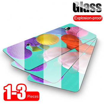 Tempered Glass For Samsung Galaxy A51 A71 A50 Screen Protector Glass For Samsung M30s A30 A40 A70 A50s A90 5G A70s A01 M31 Glass 1