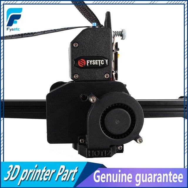 Zestaw do modernizacji wytłaczarki FYSETC BMG DDE z napędem bezpośrednim do drukarki 3D Creality3D CR 10 CR10S doskonała poprawa wydajności