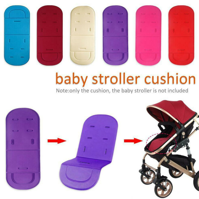 Baby Comfortable Stroller Pad General Soft Cushion For Child Push Cart Seat Mat