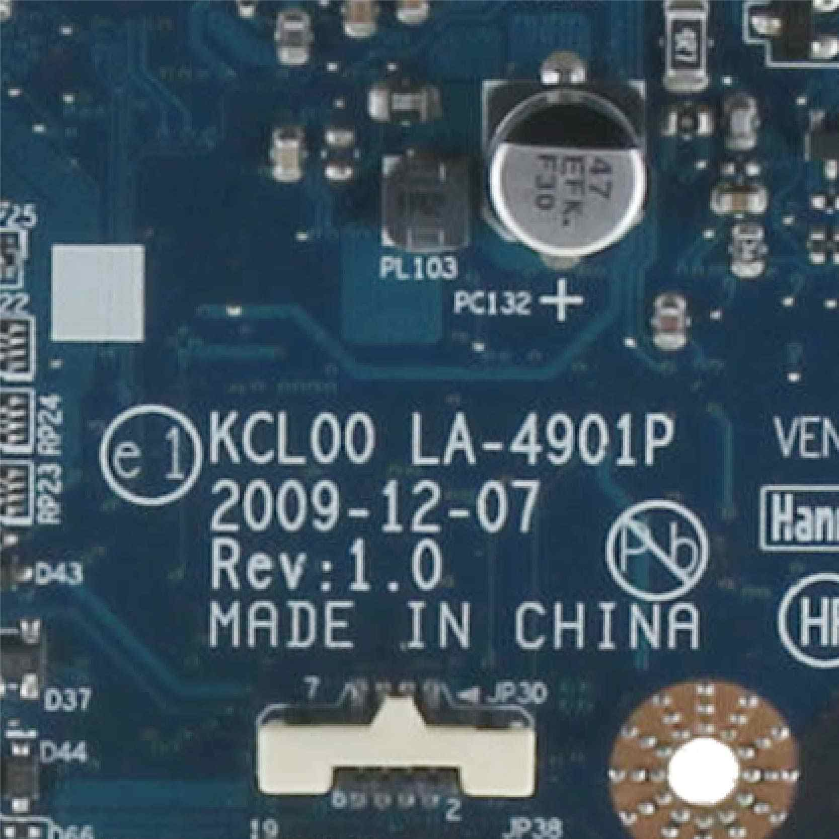 KoCoQin เมนบอร์ดแล็ปท็อปสำหรับ HP EliteBook 8440W 8440P QM57 Mainboard 594026-001 594026-501 KCL00 LA-4901P n10M-NS-S-B1 QM57