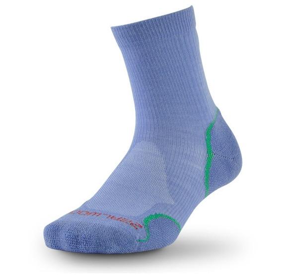1 pair light blue