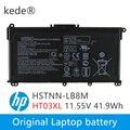 Kede HT03XL Батарея для Pavilion hp звезда 14-CE0025TU 14-CE0034TX 15-CS0037T 250 255 G7 HSTNN-LB8L L11421-421 HSTNN-LB8M/DB8R