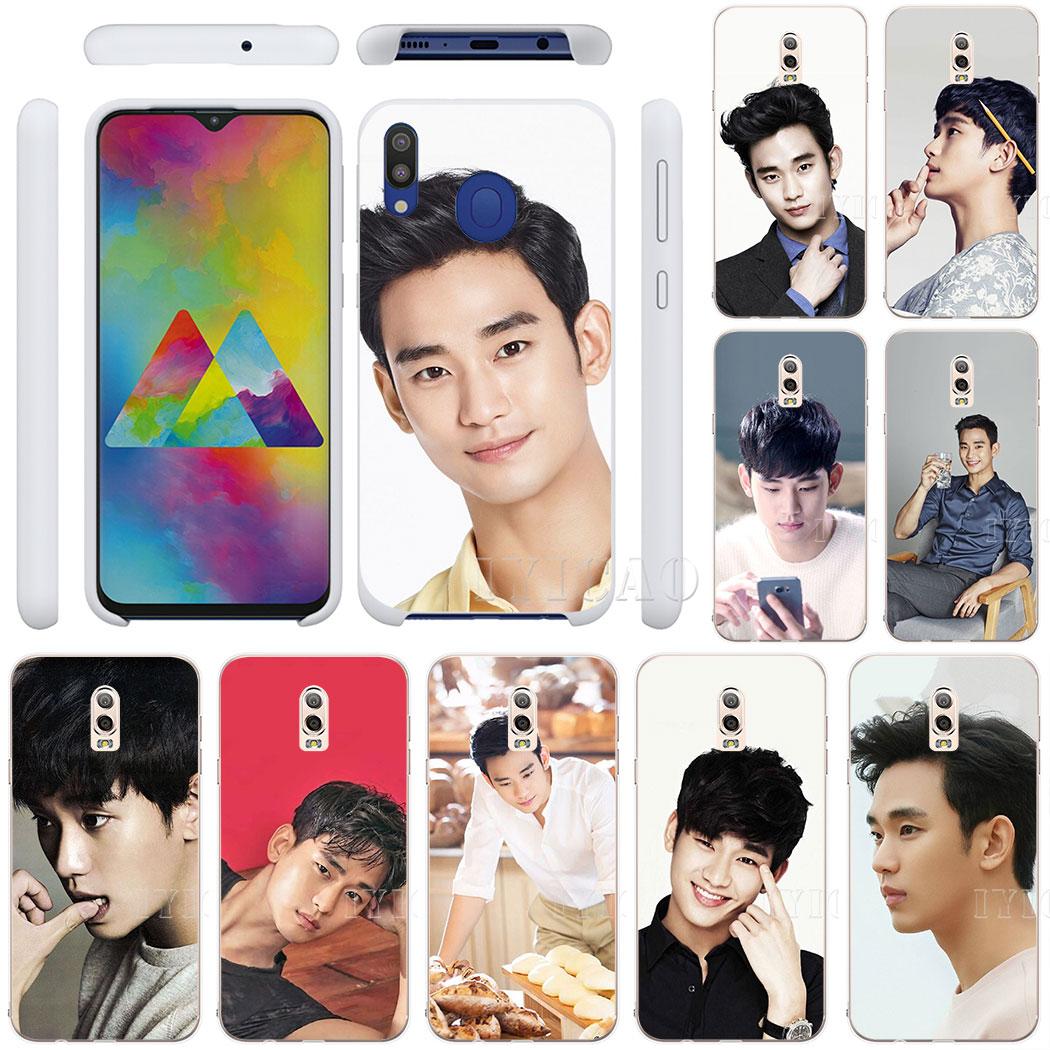 IYICAO Korean Actor Kim Soo Hyun Hard Phone Case for Samsung A2 A20e A70s  J4 J8 J6 2018 J4 Plus J7 Duo J6 Plus Cover|Half-wrapped Cases| - AliExpress