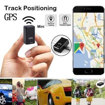 GPS gf-07 Car Tracker Mini GPS Car Tracker GPS Locator Tracker GPS Smart Magnetic Car Tracker Locator Device Voice Recorder 1