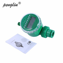 Garden Watering Timer Multi-function Two Dial Automatic Electronic Home Watering Timer Garden Irrigation time Controller IT079