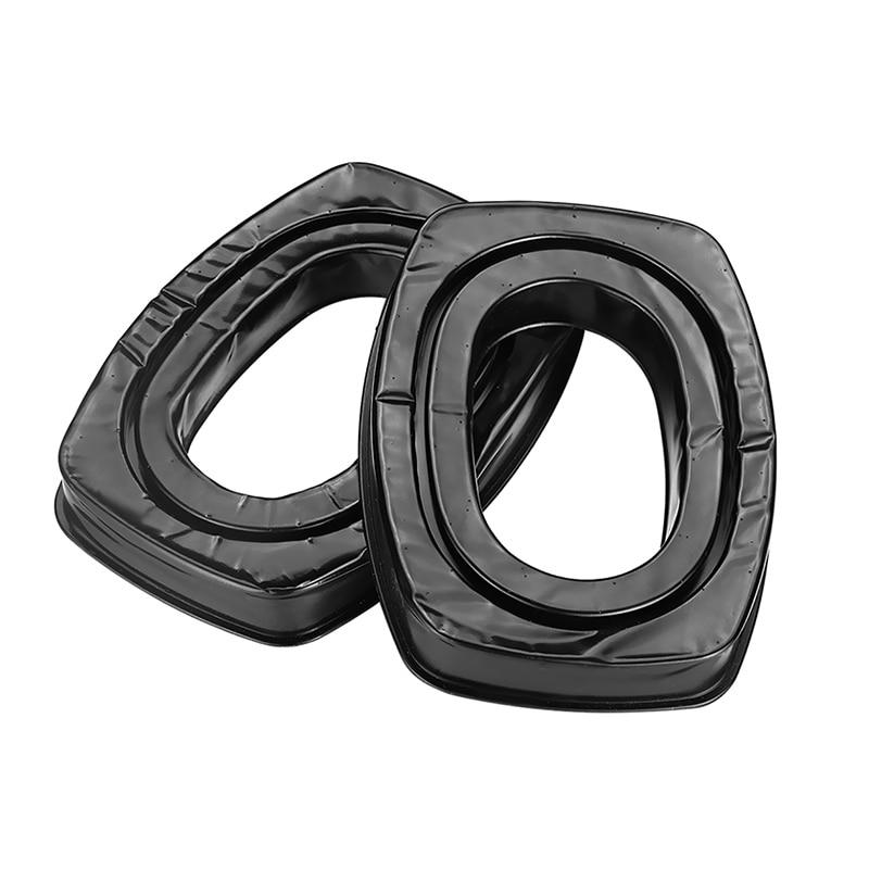 2pcs Gel Ear Pads Soft TPU Ear Cushion for Howard Leight Impact Sport-Tactical