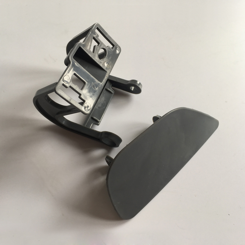 #51117200755 LH Headlight Washer Cover Cap RH #51117200756 For <font><b>BMW</b></font> <font><b>GT</b></font> <font><b>F07</b></font> 535I 530I 550I 2009 - 2017 image