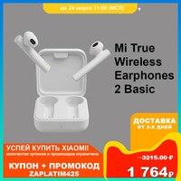 Новые беспроводные наушники Xiaomi Mi True Wireless