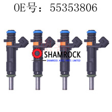Fuel Injector Nozzles OEM 55353806 for CCHEVROLET CRUZE ORLANDO TRAX VVAUXHALL OOPEL ASTRA INSIGNIA SIGNUM VECTRA ZAFIRA