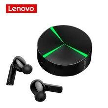 Lenovo Game GM1 TWS zestaw słuchawkowy do gier HIFI ACC stereofoniczne słuchawki Bluetooth wodoodporne bezprzewodowe słuchawki 65ms o niskim opóźnieniu
