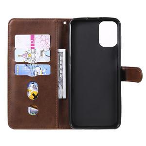 Image 3 - Para Motorola G9 Plus cremallera caso Motorola G9 G 9 jugar Retro de cuero caso de cartera para Moto G9 G Plus + cubierta