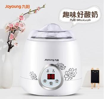 Joyoung Yogurt machine home automatic rice wine machine microcomputer can be fixed stainless steel liner SN-10L03A электрическая кашеварка joyoung jyzs q3521