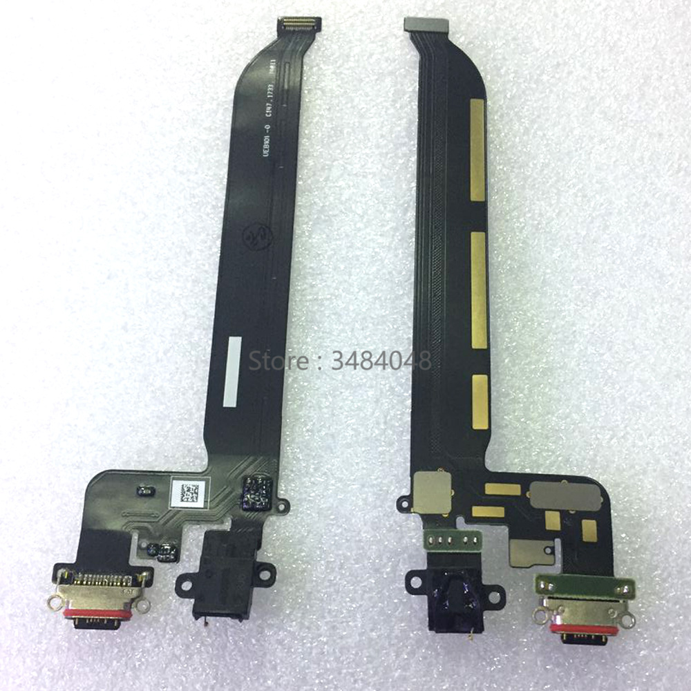For Oneplus 5 1+5 USB Charger Charging Port Dock Connector Flex Cable Replace Part