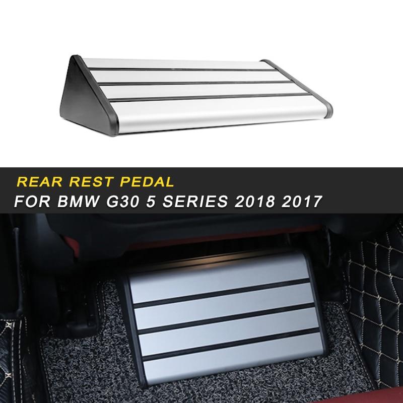 Педали для заднего сиденья металлические педали для ног BMW 1 3 5 7 серии X1 X3 X4 X5 X6 все серии