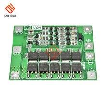 Smart BMS 1S 2S 3S 4S 5S 6S 7S 25/30/40/60A równoważenie korektora 18650 ładowarka akumulatorów litowych płyta ochronna z wyważarką diy