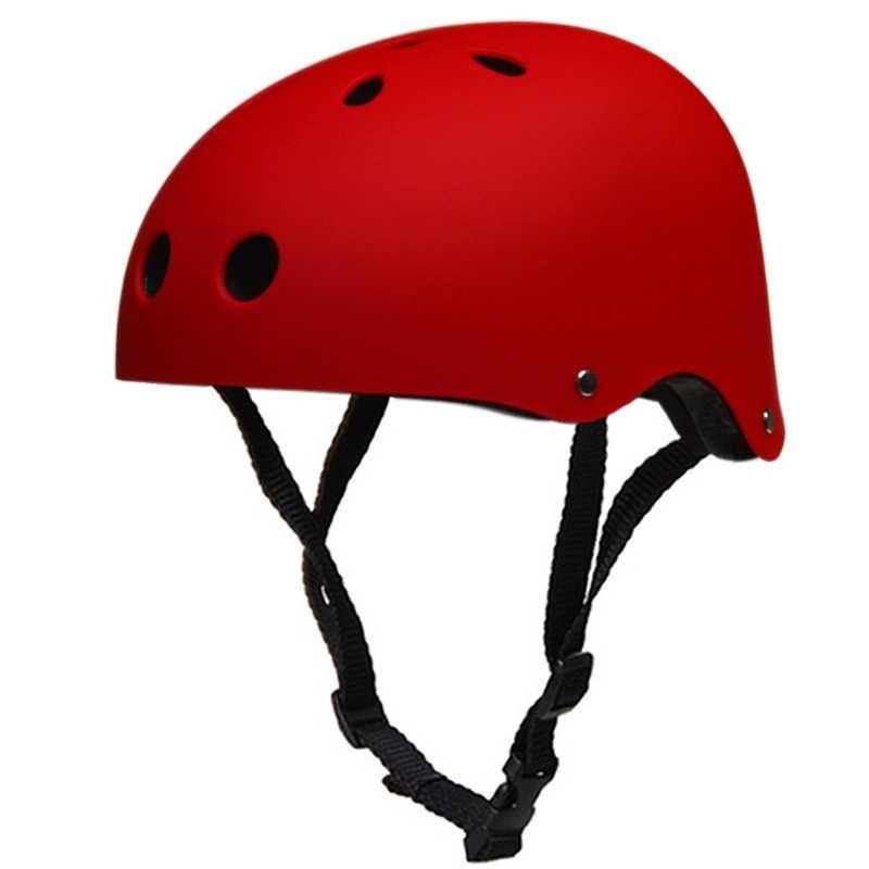 الأطفال الكبار الدراجات دراجة خوذة EPS خفيفة الوزن تنفس الأسطوانة سكيت خوذة أمان للأنشطة في الهواء الطلق