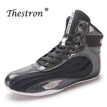 High Quality Men's Women's Wrestling Shoes Professional Fighting Boots Taekwondo Training Fighting Shoes Sports Shoes Size 36-46