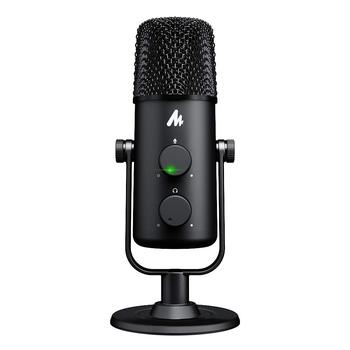 MAONO AU-903 Computer Microphone Podcast USB Condenser Mic Podcast USB Condenser Mic for YouTube Recording Podcast Gaming Skype 2