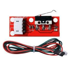 Image 5 - Reprap Ramps 1.4 Kit Met Mega 2560 R3 + Heatbed MK2B + 12864 Lcd Controller + DRV8825 + Mechanische Schakelaar + Kabels Voor 3D Printer