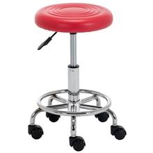 Stool Furniture Hairdressing-Chair Nail Makeup-Hair Barbershop Beauty Salon Tattoo Round